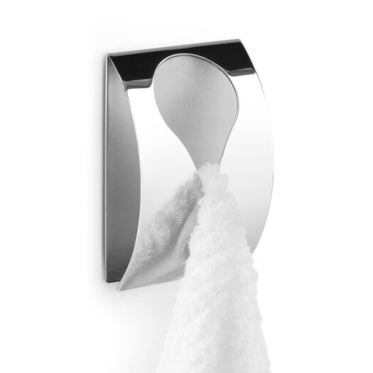 ZACK Wall Mounted Genio Towel Clip
