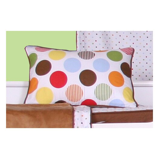 Bacati Baby and Me Decorative Pillow