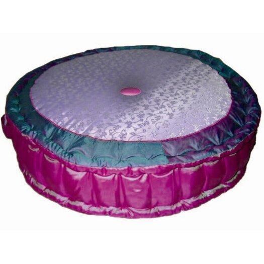 Bacati Jaipuri Floor Pillow
