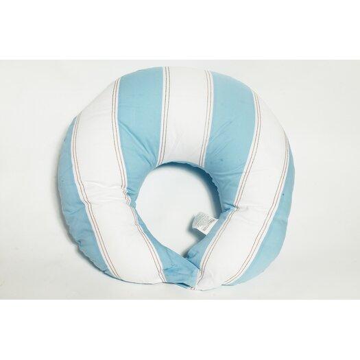 Bacati Metro Nursing Pillow Cover