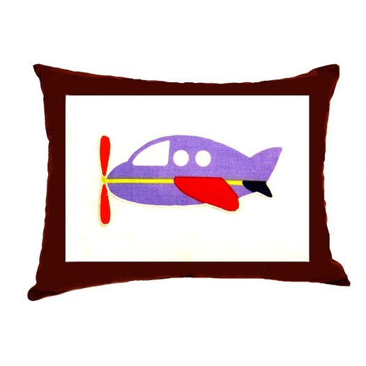 Bacati Transportation Decorative Pillow