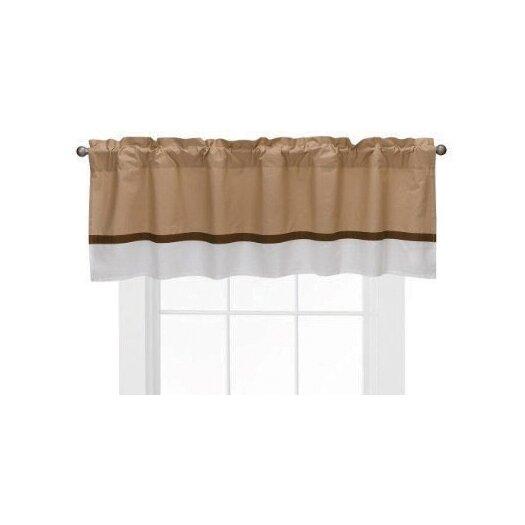 """Bacati Metro 58"""" Curtain Valance"""
