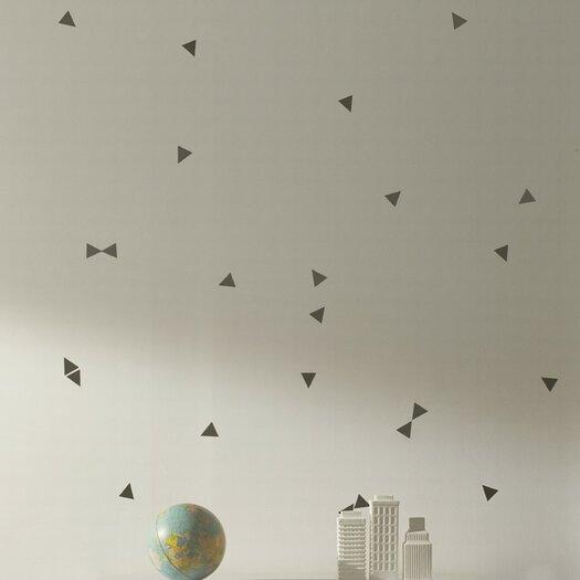 Mini Triangle Wall Decal