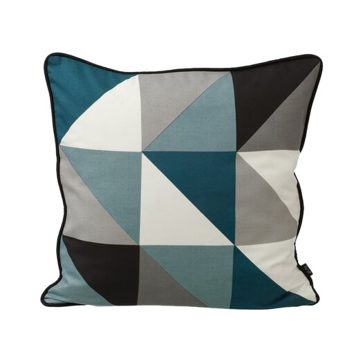 ferm LIVING Remix Silk Throw Pillow