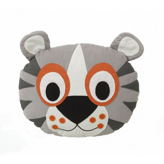 ferm LIVING Cotton Tiger Cushion
