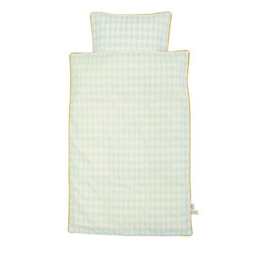 ferm LIVING Harlequin Cotton Duvet Set