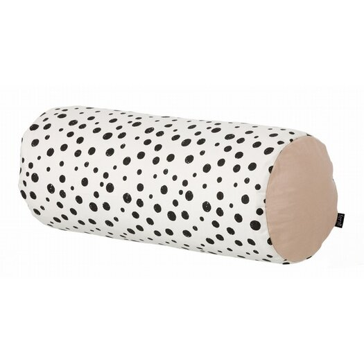 Full Moon Cotton Cylinder Cushion