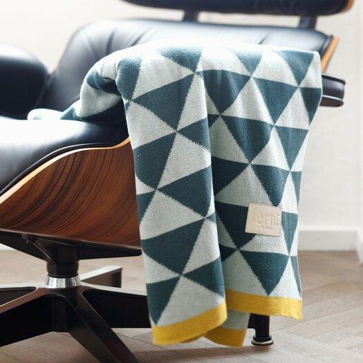 ferm LIVING Remix Cotton Blanket