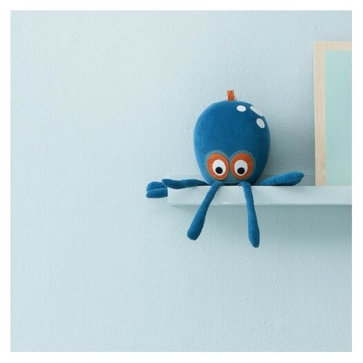 ferm LIVING Cotton Octopus Cushion