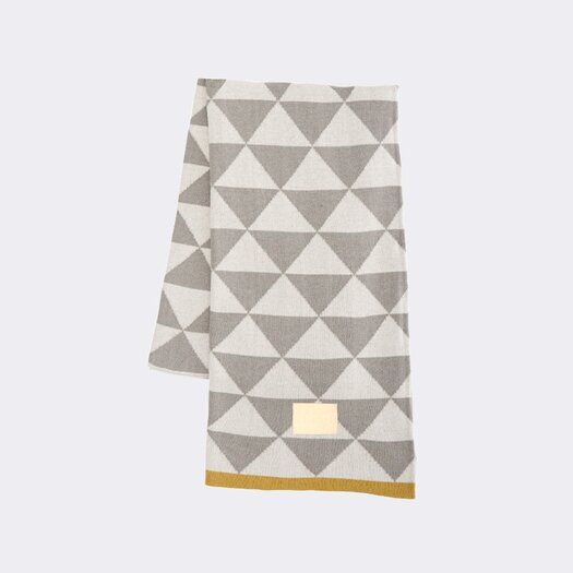 ferm LIVING Remix Cotton Blanket