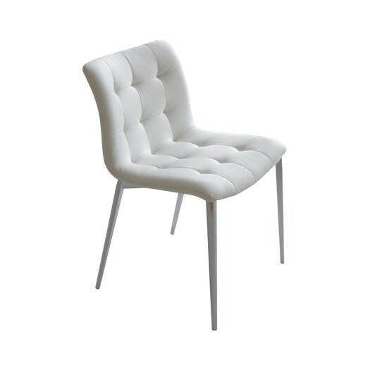Sandra Side Chair Kuga 4 Legs Side Chair