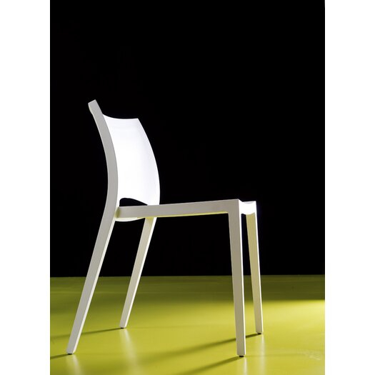 Bontempi Casa Aqua Stacking Chair