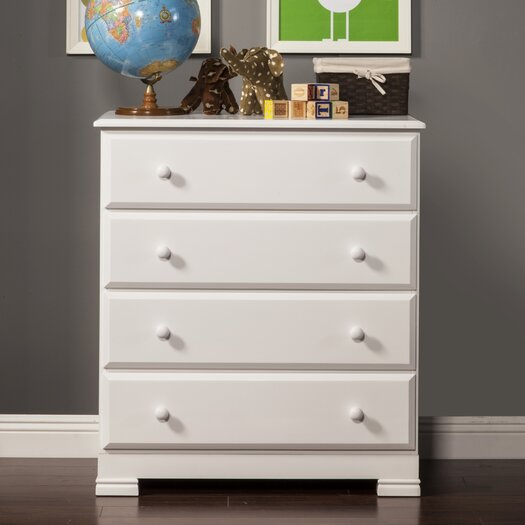 DaVinci Kalani 4 Drawer Dresser