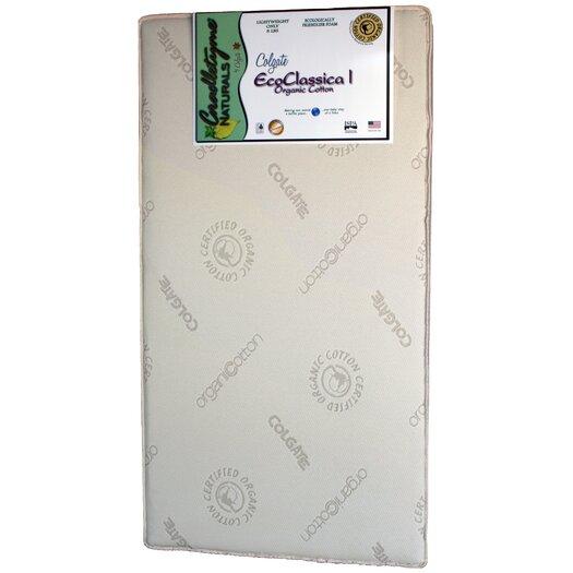 Colgate Eco Classica I Organic Cotton Foam Crib Mattress
