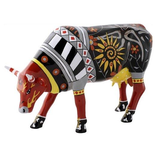 Cow Parade Cow Parade Gray Rug