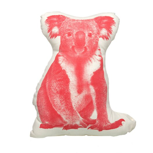 Fauna Organic Cotton Koala Pillow