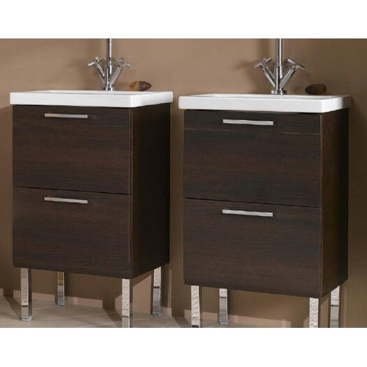 "Iotti by Nameeks Luna 19"" Bathroom Vanity Base"