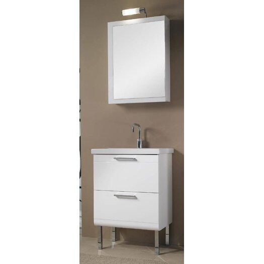 "Iotti by Nameeks Luna 23"" Single Bathroom Vanity Set"