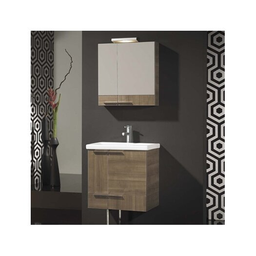 "Royo Bath by Nameeks Spazio Complete 24"" Bathroom Vanity Set"