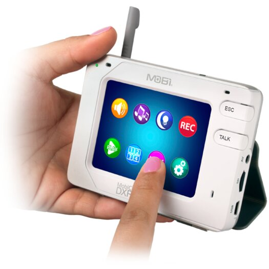MOBI MobiCam DXR Touch Baby Monitor