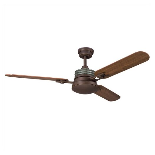 "Kichler 52"" Structures 3 Blade Ceiling Fan"