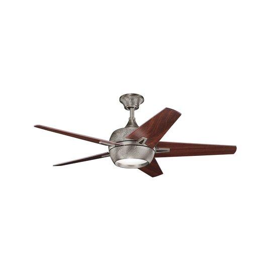 """Kichler 52"""" Makoda 5 Blade Ceiling Fan"""