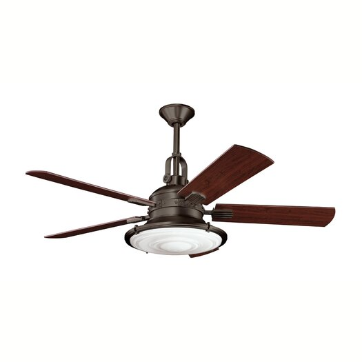 "Kichler 52"" Kittery Point 5 Blade Ceiling Fan"