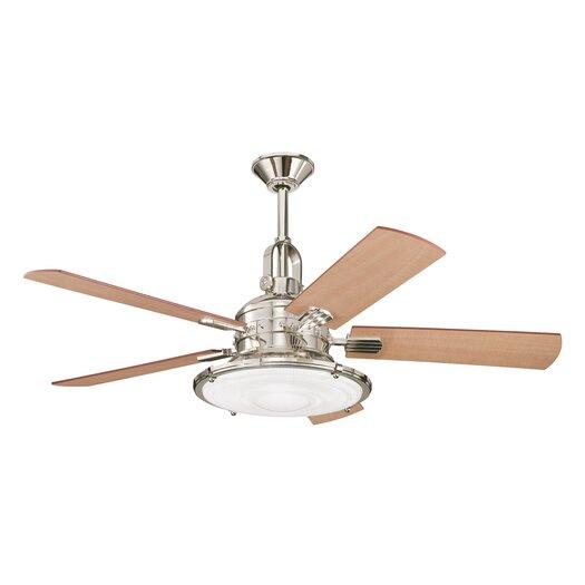 """Kichler 52"""" Kittery Point 5 Blade Ceiling Fan"""