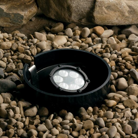Kichler Landscape LED 6 Light Landscape Inground Well Light