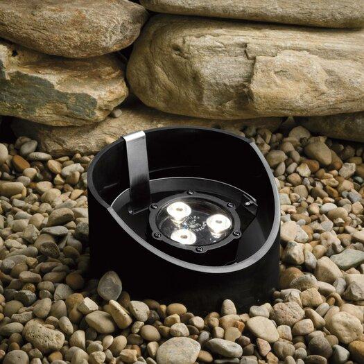 Kichler Landscape LED 3 Light Inground Well Light