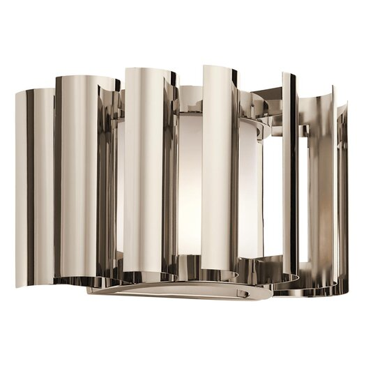 Kichler Ziva 1 Light Wall Sconce