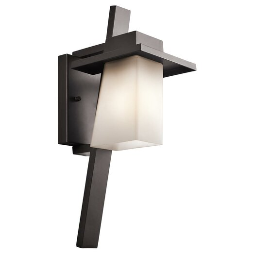 Kichler Stonebrook 1 Light Outdoor Wall Lighting