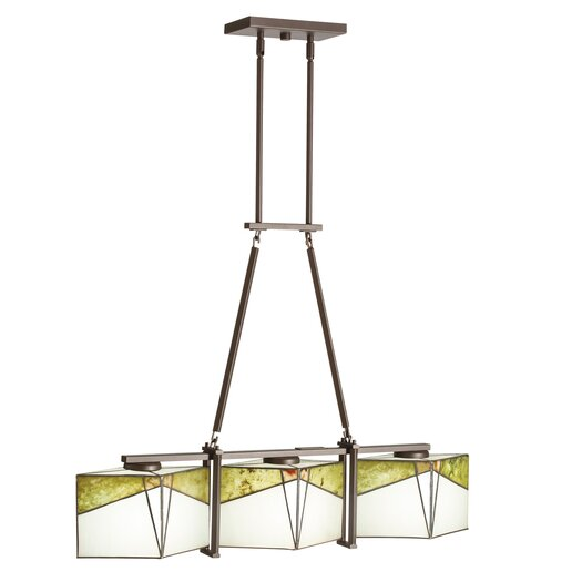 Kichler Bayberry 3 Light Chandelier Linear
