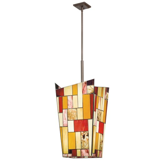 Kichler Shindy 6 Light Foyer Chandelier