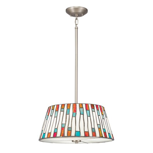 Kichler Carlisle 3 Light Mini Pendant