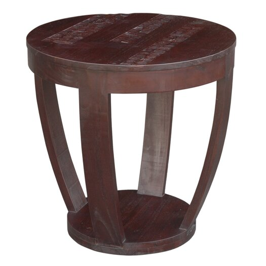 Jeffan Batavia Coco Motif End Table