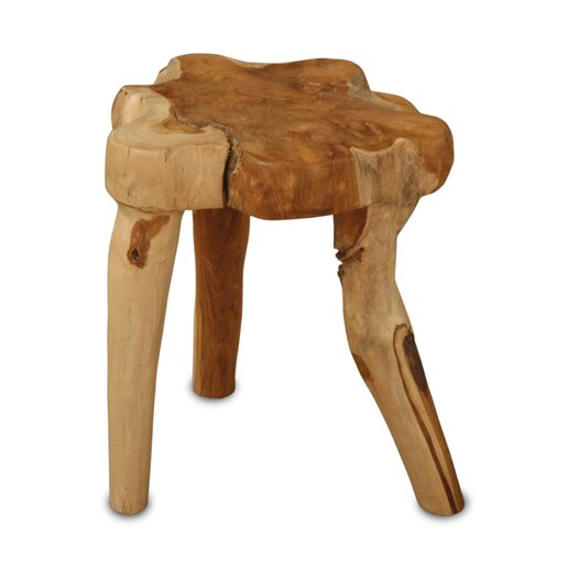 Jeffan Saddleback End Table