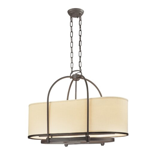Troy Lighting Redmond  Kitchen Island in Federal Bronze