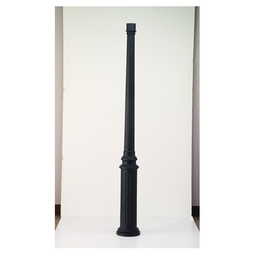 Troy Lighting Cast Aluminum Lantern Post