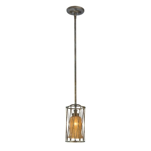 Troy Lighting Meritage 1 Light Pendant
