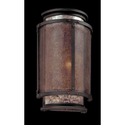 Troy Lighting Copper Mountain 1 Light Wall Sconce