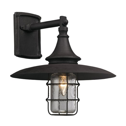 Troy Lighting Allegany 1 Light Outdoor Wall Light