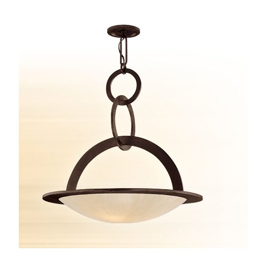 Corbett Lighting Cirque Inverted Pendant