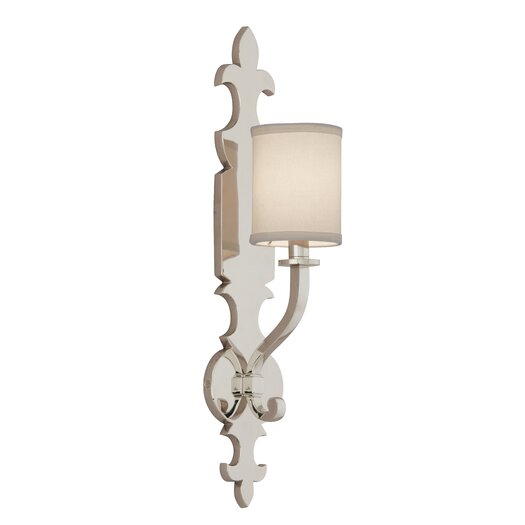 Corbett Lighting Esquire 1 Light Wall Sconce