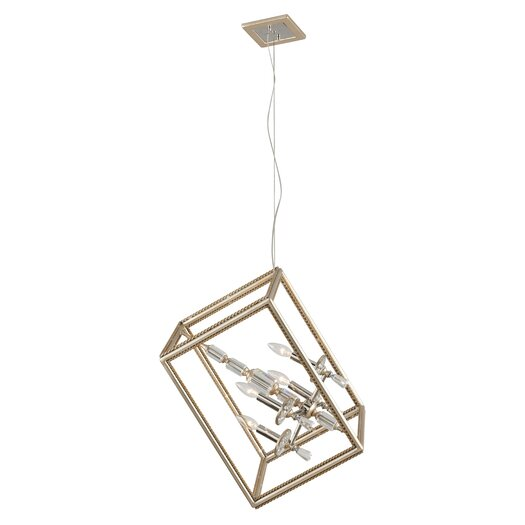 Corbett Lighting Houdini 4 Light Pendant