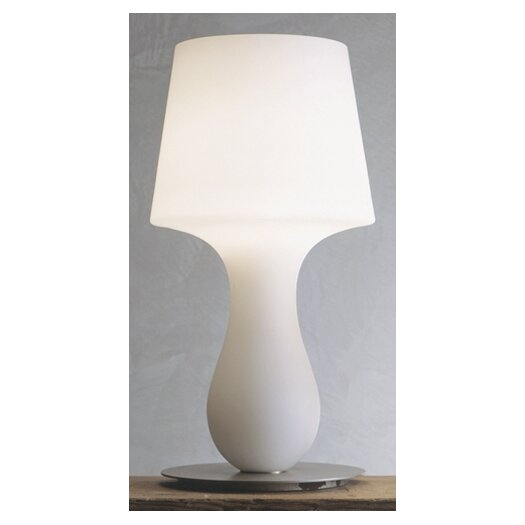 "Produzione Privata Fata 19..6"" H Table Lamp with Empire Shade"