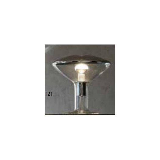 """Produzione Privata Belle Soiree Tavolo 11.8"""" H Table Lamp with Bowl Shade"""