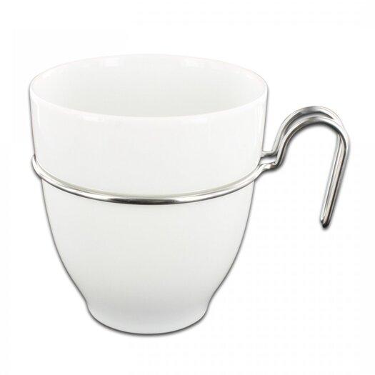 mono Mono Gemiini Cappuccino Mug by Mikaela Dörfel