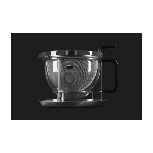 Mono Classic Teapot with Tray by Tassilo von Grolman