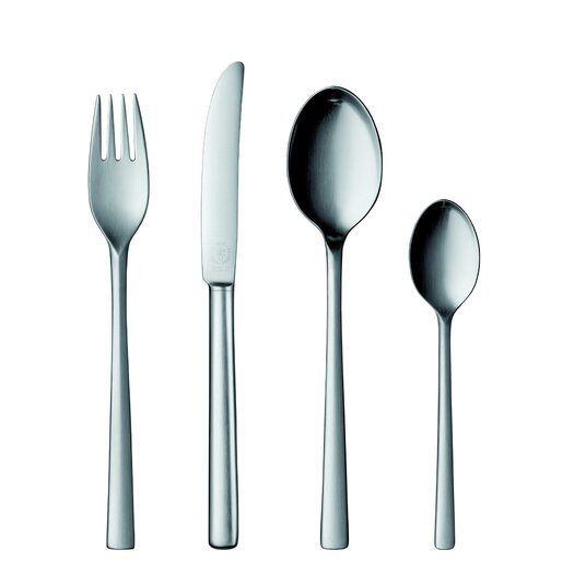POTT Pott Stainless Steel Flatware 20 Piece Flatware Set